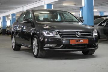 Volkswagen Passat B7, 2011г.