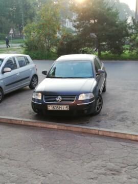 Volkswagen Passat B5, 2004г.