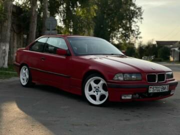 BMW 3 серия E36, 1993г.