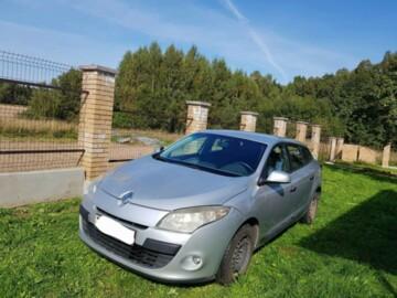 Renault Megane III, 2010г.