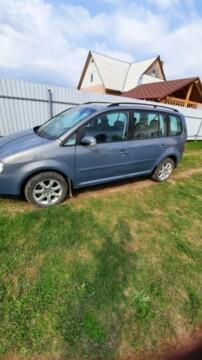 Volkswagen Touran I, 7мест, 2003г.