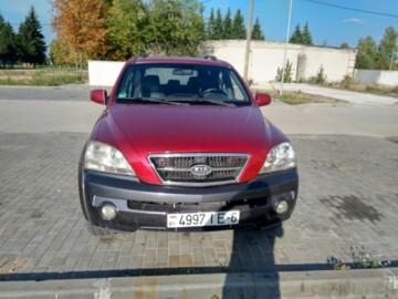 Kia Sorento I, 2003г.