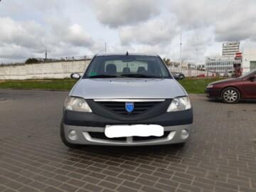 Dacia Logan I, 2006г.