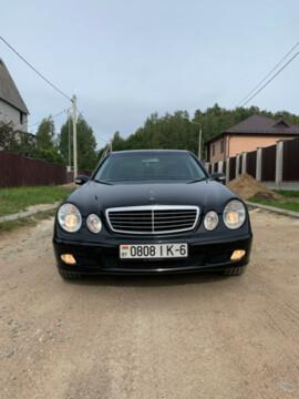 Mercedes-Benz E-Класс W211, S211, 2004г.