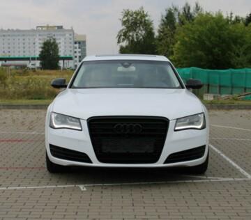 Audi A8 D4, 2011г.