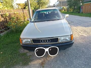Audi 80 B3, 1989г.