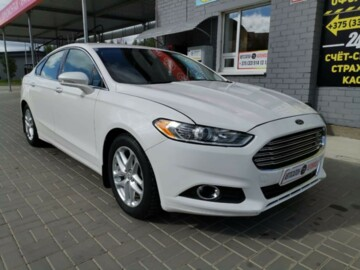 Ford Fusion USA II, 2014г.