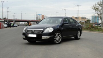 Nissan Teana I (J31), 2007г.