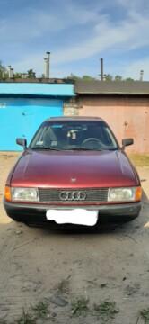 Audi 80 B3, 1990г.