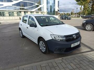 Dacia Sandero II · Рестайлинг, 2017г.
