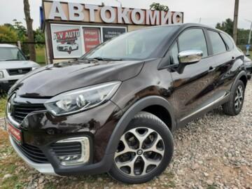 Renault Kaptur, 2017г.