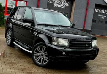 Land Rover Range Rover Sport I, 2008г.