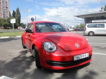 Volkswagen Beetle A5, 2016г.