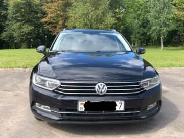 Volkswagen Passat B8, 2015г.