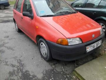 Fiat Punto I, 1996г.