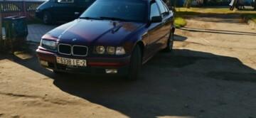 BMW 3 серия E36, 1992г.