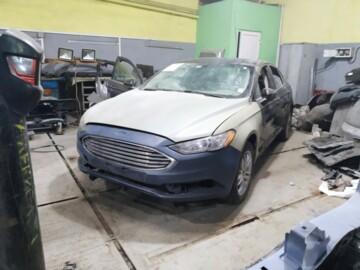 Ford Fusion USA II · Рестайлинг, 2018г.