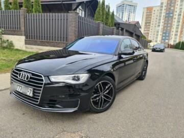 Audi A6 C7, 2015г.