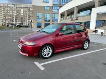 Fiat Punto II, 2000г.