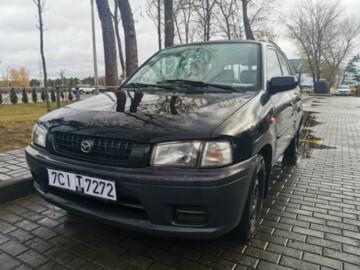 Mazda Demio DW, 1998г.